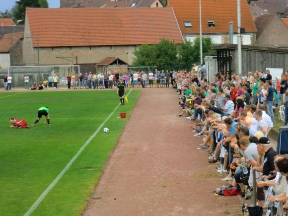 Relegationsspiel 2011 - ein voller Erfolg